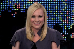 Meghan McCain, fully clothed