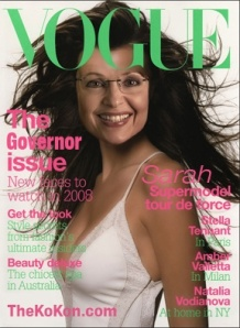 Sarah Palin's Vogue Cover