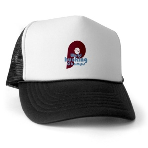 CLICK HERE for your World Phucking Champs Hat!