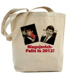 The Blagojeich/Palin 2012 Tote Bag!