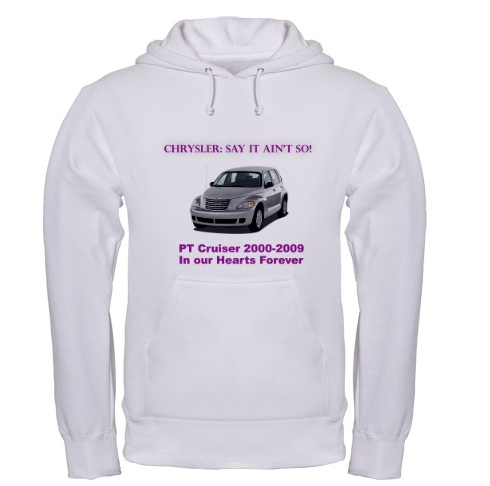 Sweet Merciful Crap's Limited-Edition Commemorative PT Cruiser T-shirt
